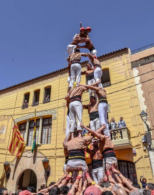 4de7 Sant Jordi Riudoms 2019