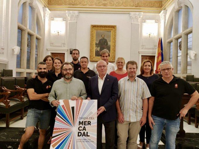 Sorteig Diada Castellera del Mercadal 2019