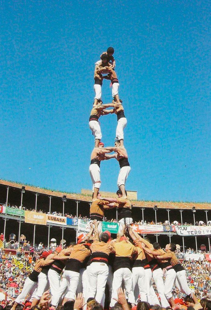2de8f Carregat Concurs de Castells 2006