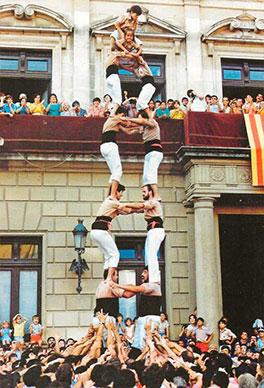 Primer 2d7 carregat Sant Pere 1986