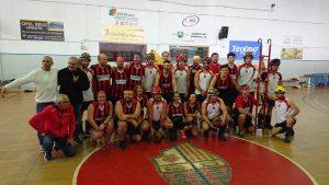 Foto equip Xiquets de Reus i Bombers de Reus