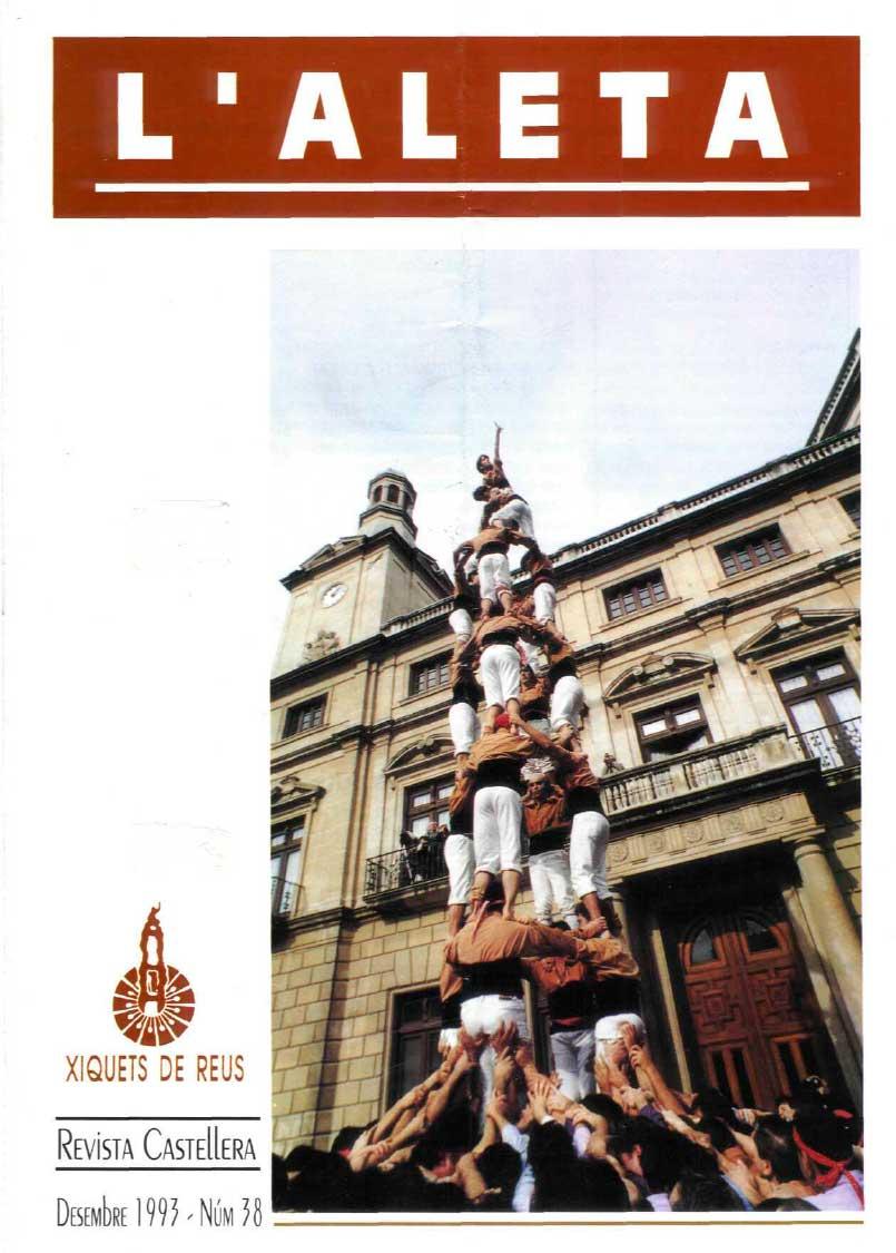 L'Aleta, la revista castellera dels Xiquets de Reus 8